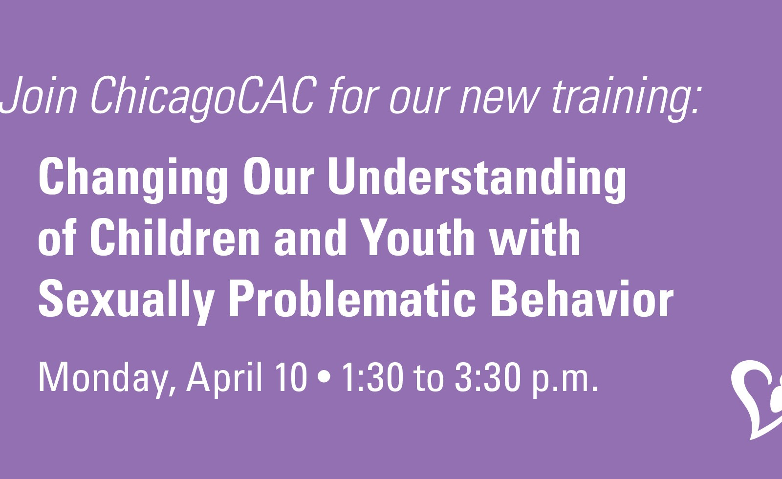 ChicagoCAC COUoYSPB Training - April 10