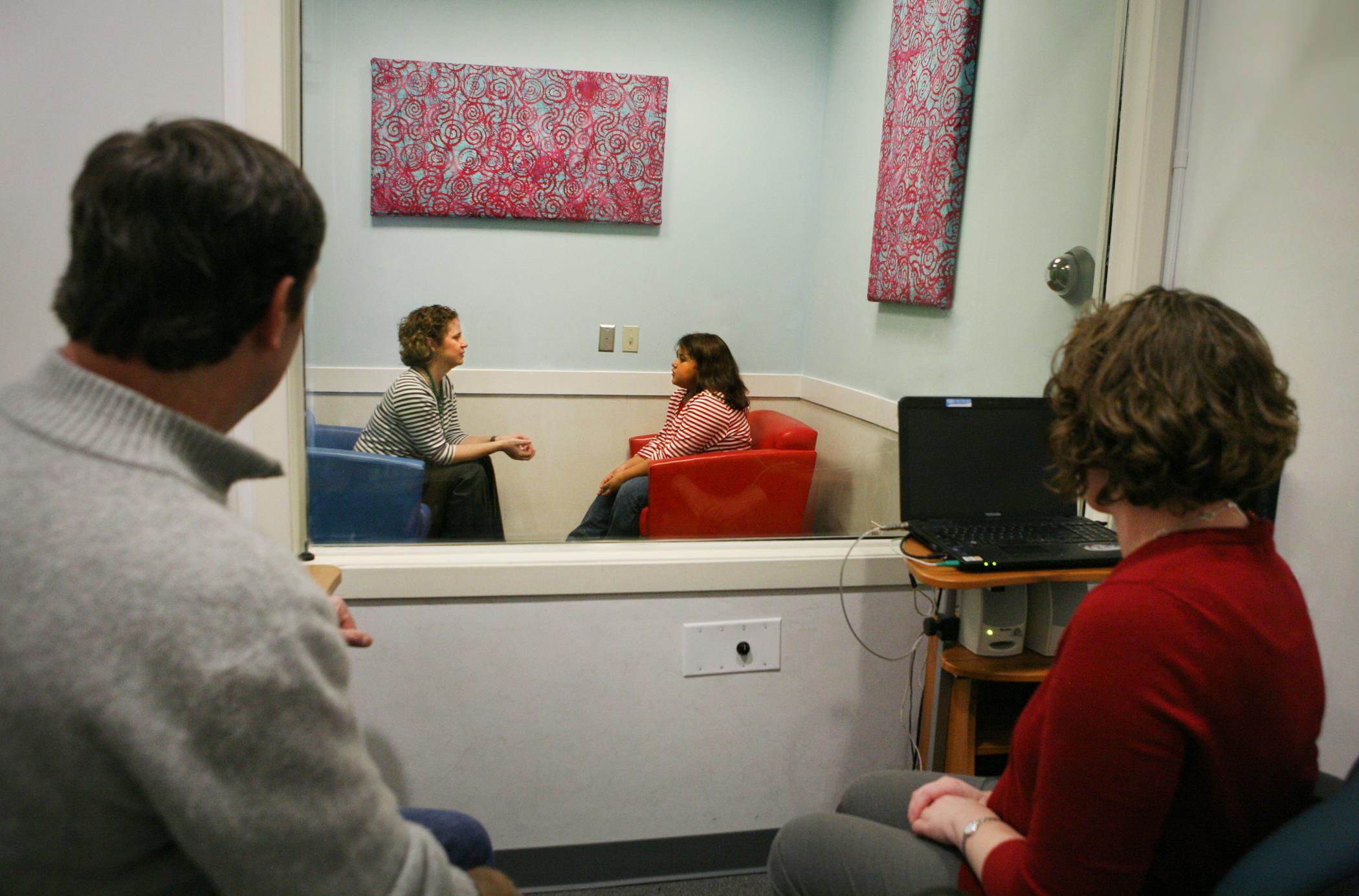 Children S Advocacy Center Interview Room