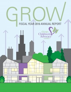 ChicagoCAC Annual Report Cover